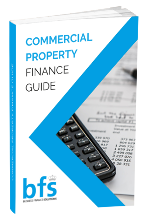 Commercial Property Finance Ebook Cover Guide